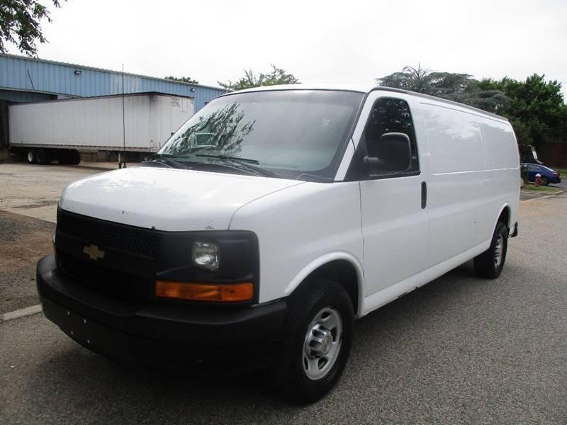 2011 Chevrolet Express Cargo 2500 3dr Extended Cargo Van w/ 1WT - Hasbrouck Heights NJ