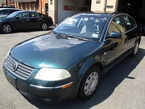 2002 Volkswagen Passat
