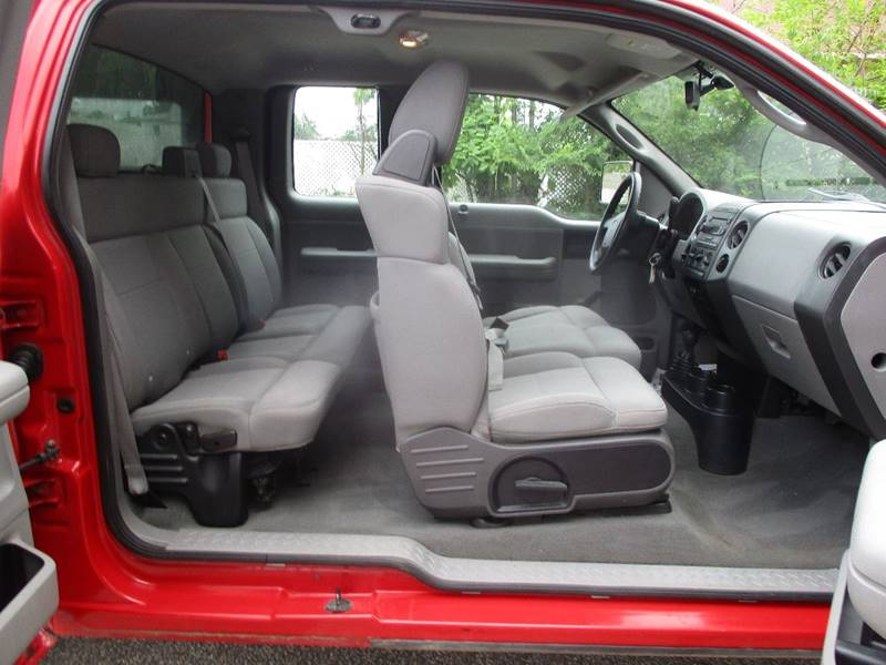 2006 Ford F-150 STX 4dr SuperCab 4WD Styleside 5.5 ft. SB - Hasbrouck Heights NJ