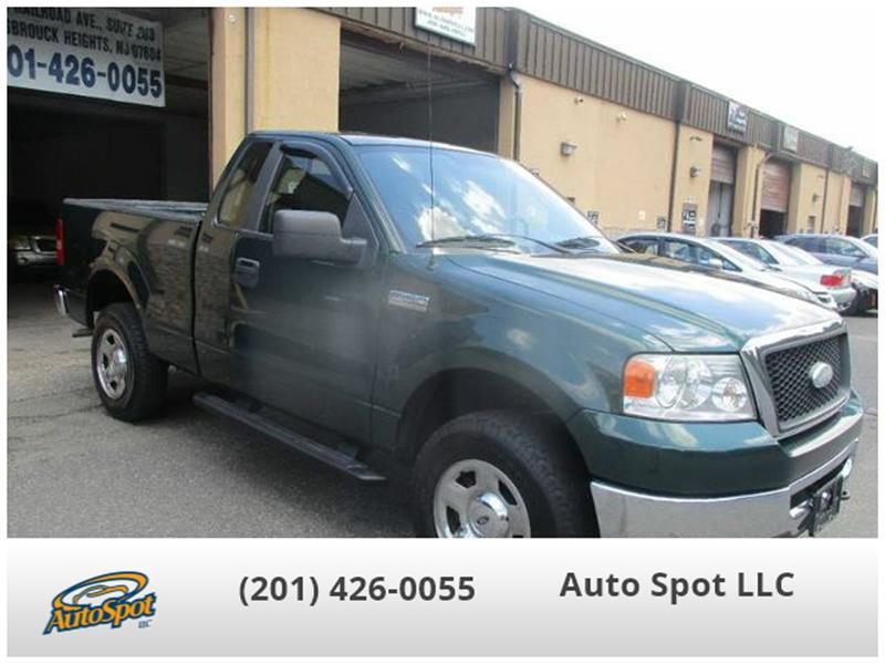2007 Ford F-150 STX 2dr Regular Cab 4WD Styleside 6.5 ft. SB - Hasbrouck Heights NJ