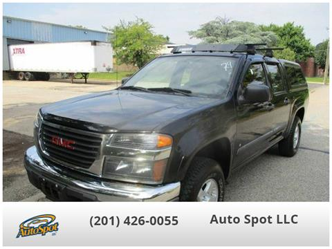 2007 GMC Canyon for sale in Hasbrouck Heights, NJ