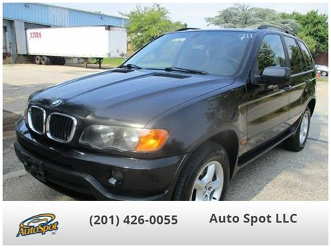 2002 BMW X5 for sale in Hasbrouck Heights, NJ