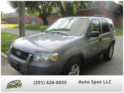 2007 Ford Escape Hybrid for sale in Hasbrouck Heights, NJ