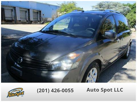 2007 Nissan Quest for sale in Hasbrouck Heights, NJ