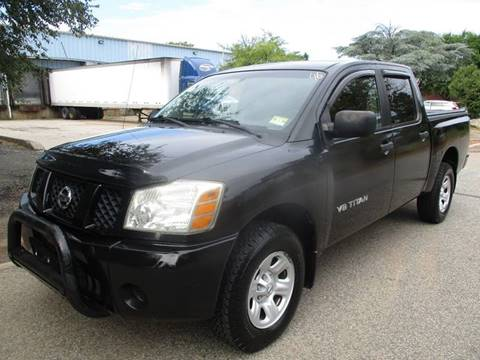 2005 Nissan Titan for sale in Hasbrouck Heights, NJ