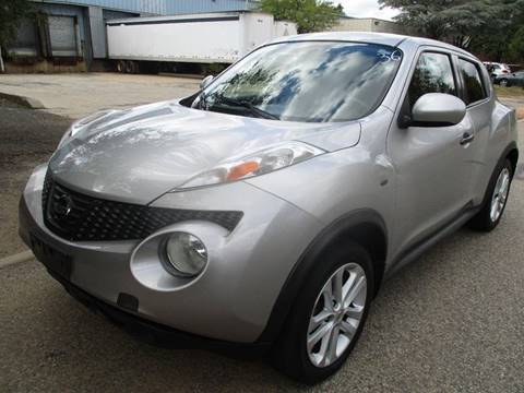 2011 Nissan JUKE for sale in Hasbrouck Heights, NJ