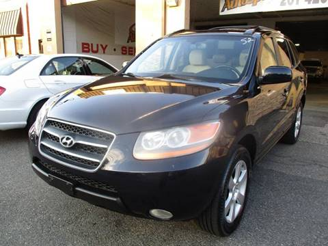 2008 Hyundai Santa Fe for sale in Hasbrouck Heights, NJ