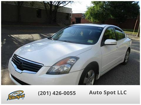 2007 Nissan Altima for sale in Hasbrouck Heights, NJ