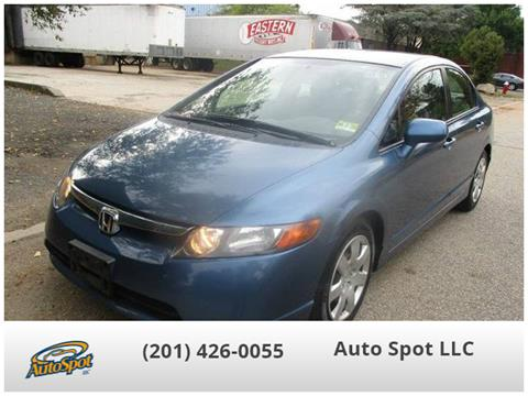 2008 Honda Civic for sale in Hasbrouck Heights, NJ