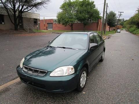 1999 Honda Civic for sale in Teterboro, NJ