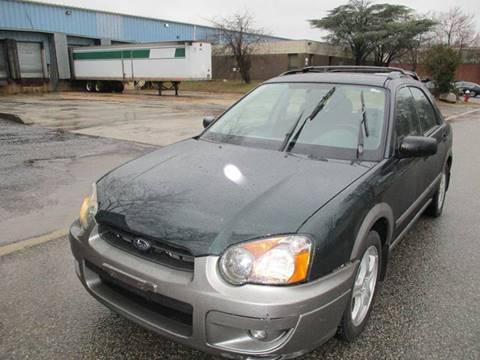 2004 Subaru Impreza for sale in Teterboro, NJ