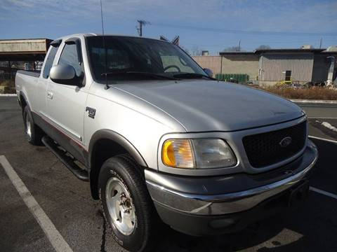 2002 Ford F-150 for sale in Teterboro, NJ