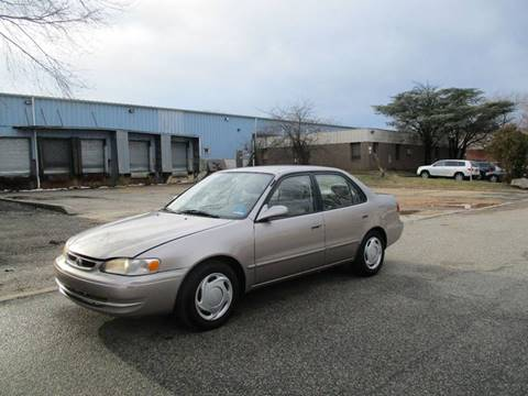 1998 Toyota Corolla for sale in Hasbrouck Heights, NJ