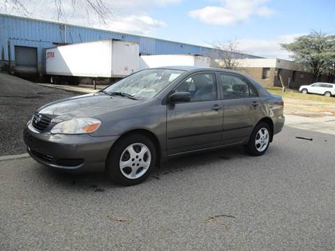 2007 Toyota Corolla for sale in Hasbrouck Heights, NJ