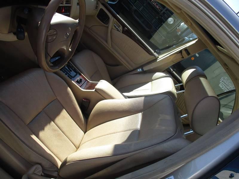 2001 Mercedes-Benz E-Class E 320 4dr Sedan - Hasbrouck Heights NJ