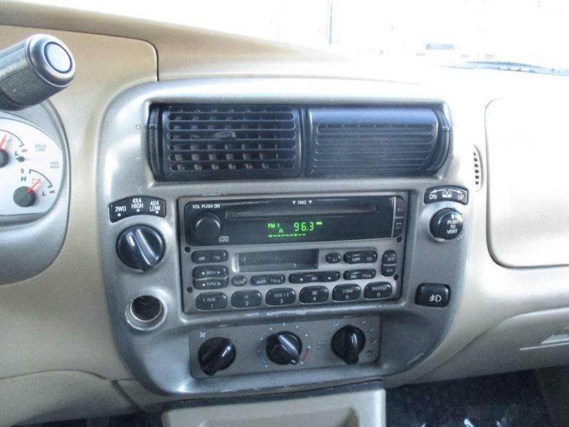2003 Ford Explorer Sport Trac 4dr XLT 4WD Crew Cab SB - Hasbrouck Heights NJ
