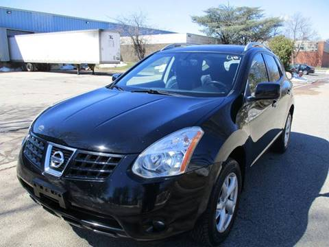 2009 Nissan Rogue for sale in Hasbrouck Heights, NJ