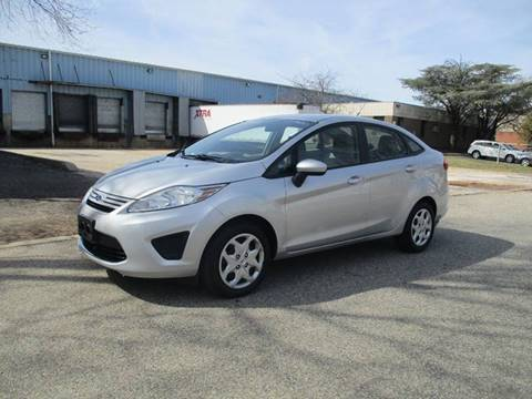 2011 Ford Fiesta for sale in Hasbrouck Heights, NJ