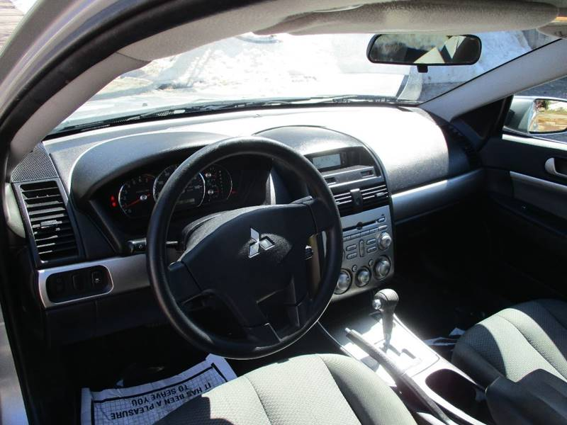 2011 Mitsubishi Galant FE 4dr Sedan - Hasbrouck Heights NJ