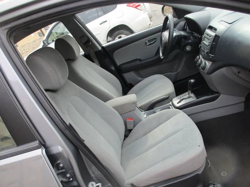 2010 Hyundai Elantra Blue 4dr Sedan - Hasbrouck Heights NJ