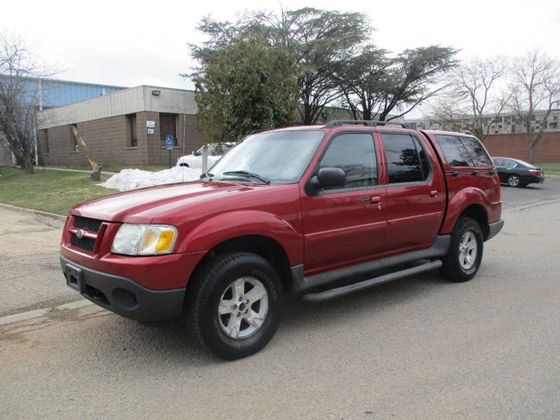 2005 Ford Explorer Sport Trac 4dr XLS 4WD Crew Cab SB - Hasbrouck Heights NJ