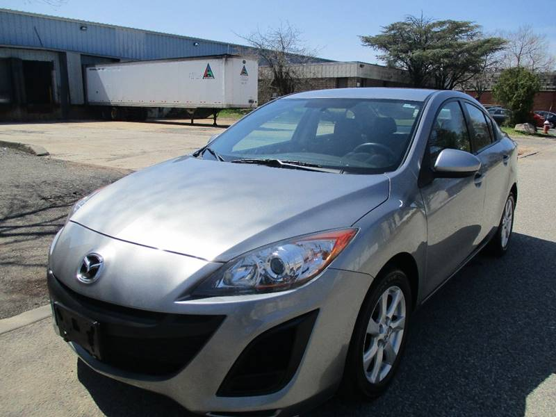 2010 Mazda MAZDA3 i Sport 4dr Sedan 5A - Hasbrouck Heights NJ