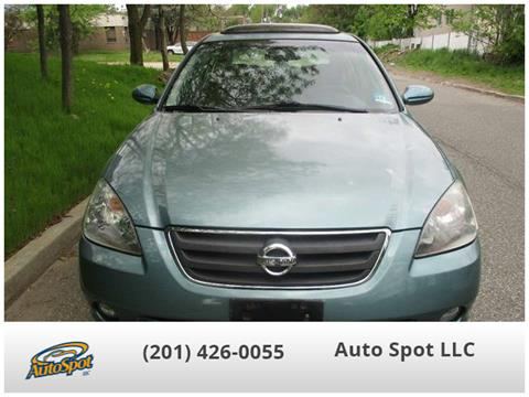 2003 Nissan Altima for sale in Hasbrouck Heights, NJ