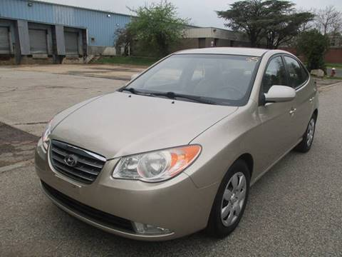 2007 Hyundai Elantra for sale in Hasbrouck Heights, NJ
