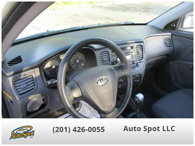2007 Kia Rio LX 4dr Sedan (1.6L I4 4A) - Hasbrouck Heights NJ