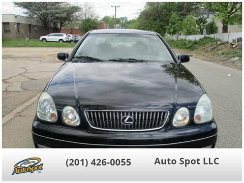 2002 Lexus GS 430