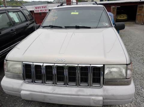 1997 Jeep Grand Cherokee for sale in Nicholson, PA
