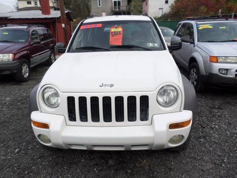 2004 Jeep Liberty for sale in Nicholson, PA