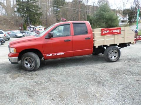2002 Dodge Ram Pickup 1500 for sale in Nicholson, PA