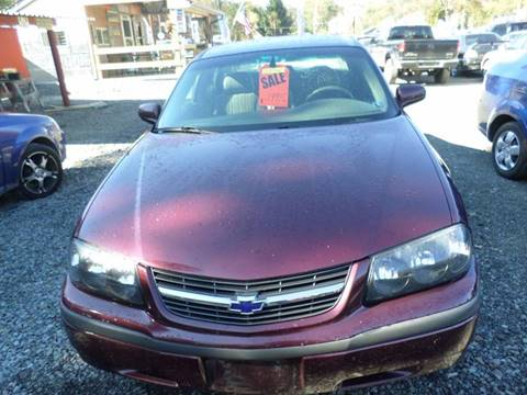 2003 Chevrolet Impala for sale in Nicholson, PA