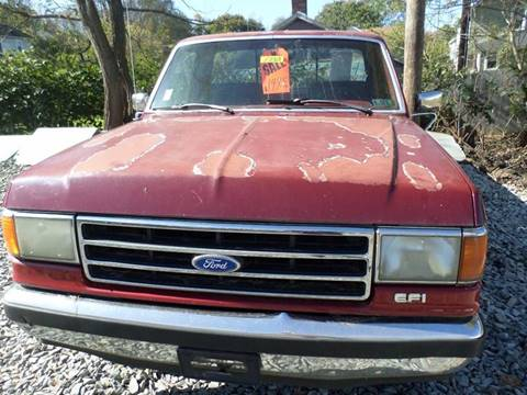 1990 Ford F-150 for sale in Nicholson, PA