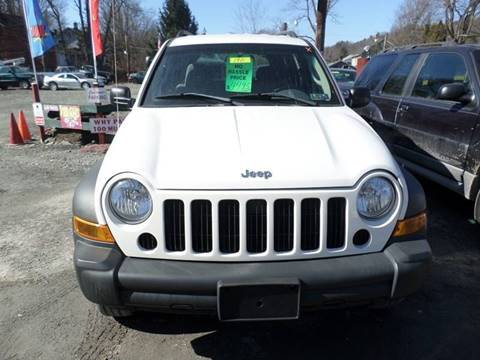 2006 Jeep Liberty for sale in Nicholson, PA