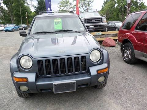 2002 Jeep Liberty for sale in Nicholson, PA