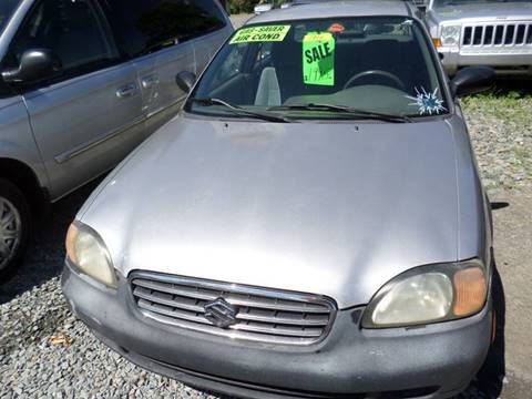 2001 Suzuki Esteem for sale in Nicholson, PA