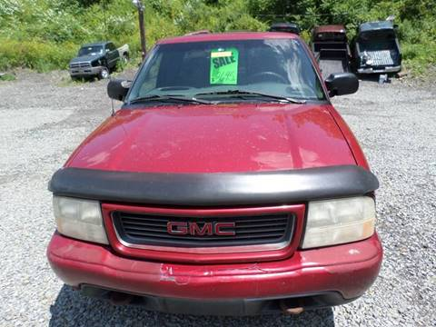 2000 GMC Sonoma for sale in Nicholson, PA