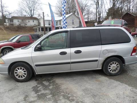 2003 Ford Windstar for sale in Nicholson, PA