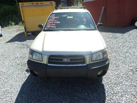 2003 Subaru Forester for sale in Nicholson, PA