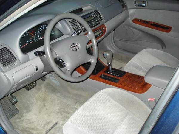2002 Toyota Camry XLE 4dr Sedan - Liberty MO