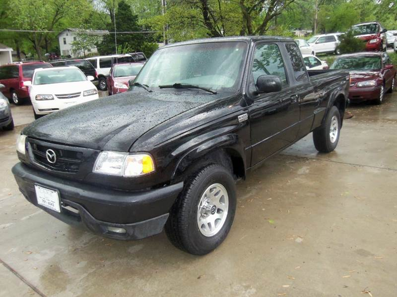 2002 Mazda Truck B3000 Dual Sport 2dr Extended Cab Plus Sport - Liberty MO