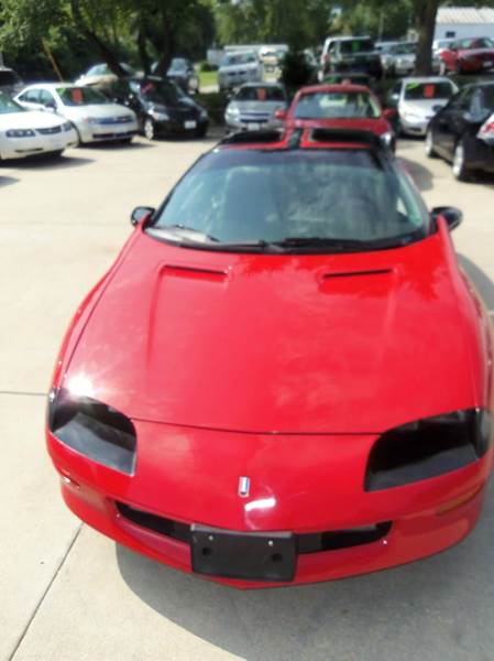 1996 Chevrolet Camaro 2dr Hatchback - Liberty MO