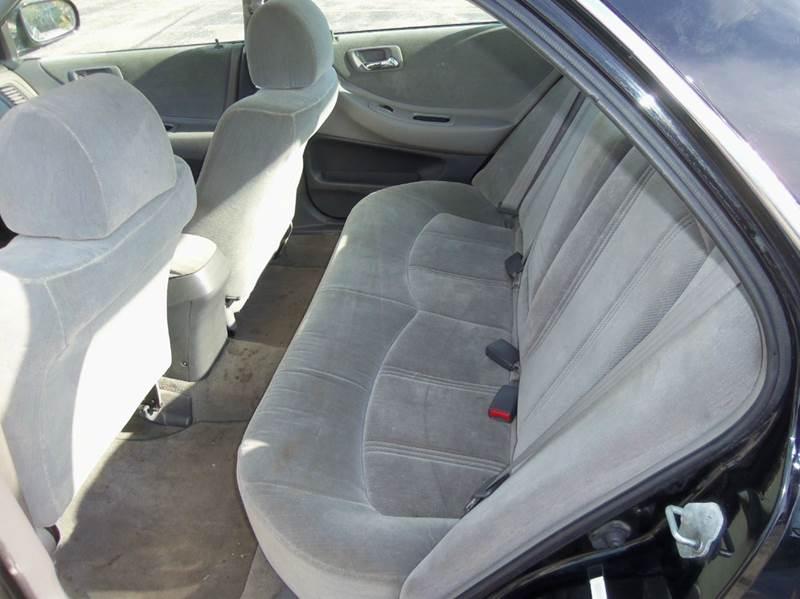 1999 Honda Accord LX 4dr Sedan - Liberty MO