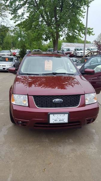 2006 Ford Freestyle AWD Limited 4dr Wagon - Liberty MO