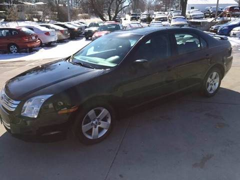 2007 Ford Fusion for sale in Liberty, MO