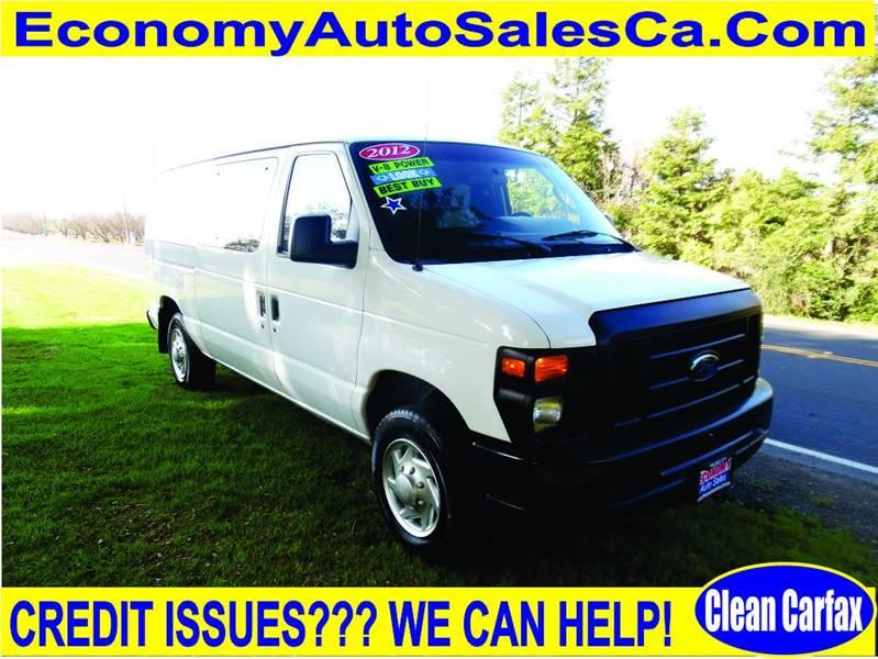 2012 Ford E-Series Cargo E-150 - Economy Auto Sale