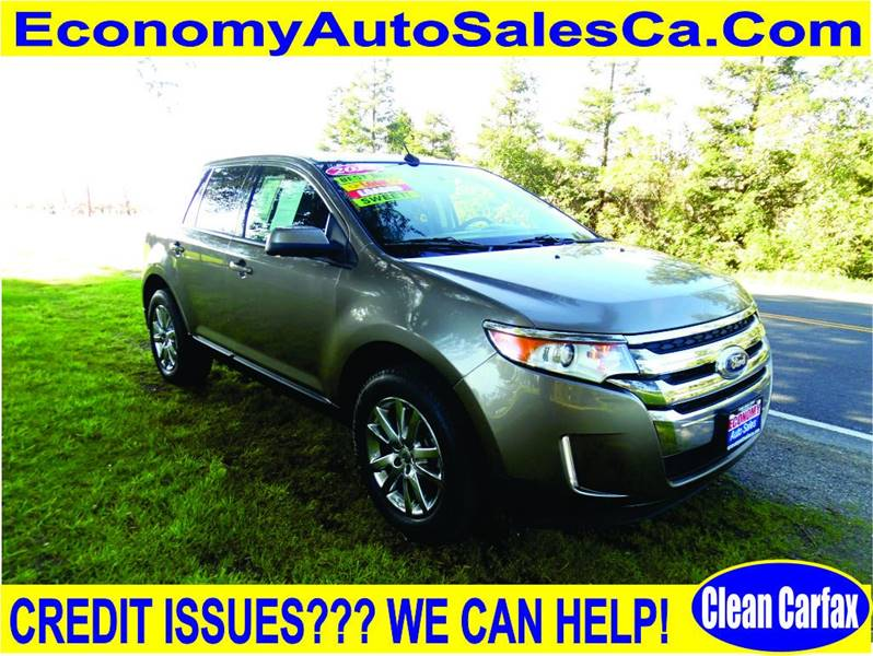 Ford Edge Sel Dr Crossover Riverbank Ca