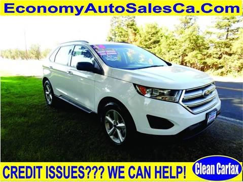 Ford Edge For Sale At Economy Auto Sale In Modesto Ca